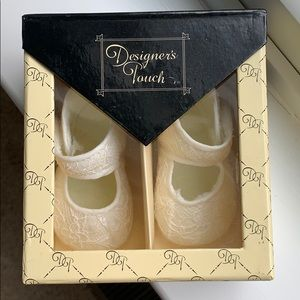 Designer's Touch Shoes - Adorable Baby Booties!